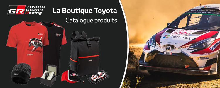 Boutique Toyota