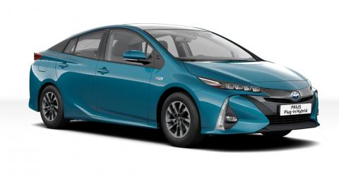 Nouvelle Prius Rechargeable